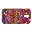 Abstract Shimmering Multicolor Swirly Samsung Galaxy S4 I9500/I9505 Hardshell Case View1
