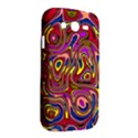 Abstract Shimmering Multicolor Swirly Samsung Galaxy Grand DUOS I9082 Hardshell Case View2
