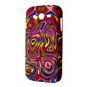 Abstract Shimmering Multicolor Swirly Samsung Galaxy Grand DUOS I9082 Hardshell Case View3