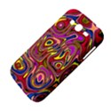 Abstract Shimmering Multicolor Swirly Samsung Galaxy Grand DUOS I9082 Hardshell Case View4