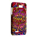 Abstract Shimmering Multicolor Swirly Motorola XT788 View2