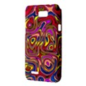 Abstract Shimmering Multicolor Swirly Motorola XT788 View3