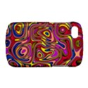 Abstract Shimmering Multicolor Swirly BlackBerry Q10 View1