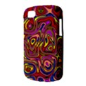 Abstract Shimmering Multicolor Swirly BlackBerry Q10 View3