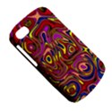 Abstract Shimmering Multicolor Swirly BlackBerry Q10 View5