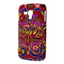 Abstract Shimmering Multicolor Swirly Samsung Galaxy Duos I8262 Hardshell Case  View3