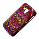 Abstract Shimmering Multicolor Swirly Samsung Galaxy Duos I8262 Hardshell Case  View4