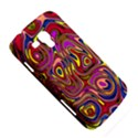 Abstract Shimmering Multicolor Swirly Samsung Galaxy Duos I8262 Hardshell Case  View5