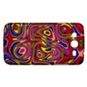 Abstract Shimmering Multicolor Swirly Samsung Galaxy Mega 5.8 I9152 Hardshell Case  View1