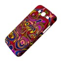 Abstract Shimmering Multicolor Swirly Samsung Galaxy Mega 5.8 I9152 Hardshell Case  View4