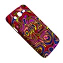 Abstract Shimmering Multicolor Swirly Samsung Galaxy Mega 5.8 I9152 Hardshell Case  View5