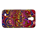 Abstract Shimmering Multicolor Swirly Samsung Galaxy Mega 6.3  I9200 Hardshell Case View1