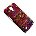 Abstract Shimmering Multicolor Swirly Samsung Galaxy Mega 6.3  I9200 Hardshell Case View5