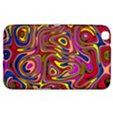 Abstract Shimmering Multicolor Swirly Samsung Galaxy Tab 3 (8 ) T3100 Hardshell Case  View1