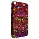 Abstract Shimmering Multicolor Swirly Samsung Galaxy Tab 3 (8 ) T3100 Hardshell Case  View2