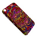 Abstract Shimmering Multicolor Swirly Samsung Galaxy Tab 3 (8 ) T3100 Hardshell Case  View5