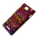 Abstract Shimmering Multicolor Swirly Sony Xperia C (S39H) View4