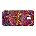 Abstract Shimmering Multicolor Swirly HTC One Mini (601e) M4 Hardshell Case View1