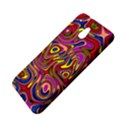 Abstract Shimmering Multicolor Swirly HTC One Mini (601e) M4 Hardshell Case View4