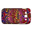 Abstract Shimmering Multicolor Swirly Samsung Galaxy Ace 3 S7272 Hardshell Case View1