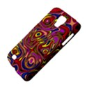 Abstract Shimmering Multicolor Swirly Galaxy S4 Active View4