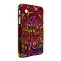 Abstract Shimmering Multicolor Swirly Samsung Galaxy Tab 2 (7 ) P3100 Hardshell Case  View2