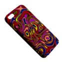 Abstract Shimmering Multicolor Swirly iPhone 5S/ SE Premium Hardshell Case View5