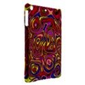 Abstract Shimmering Multicolor Swirly iPad Air Hardshell Cases View2