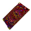 Abstract Shimmering Multicolor Swirly iPad Air Hardshell Cases View4