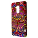 Abstract Shimmering Multicolor Swirly HTC One Max (T6) Hardshell Case View3