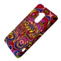 Abstract Shimmering Multicolor Swirly HTC One Max (T6) Hardshell Case View4