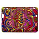 Abstract Shimmering Multicolor Swirly Kindle Fire HDX Hardshell Case View1