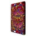 Abstract Shimmering Multicolor Swirly Kindle Fire HDX 8.9  Hardshell Case View3