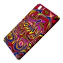 Abstract Shimmering Multicolor Swirly Samsung Galaxy Tab Pro 8.4 Hardshell Case View5