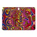 Abstract Shimmering Multicolor Swirly Samsung Galaxy Tab Pro 12.2 Hardshell Case View1