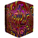 Abstract Shimmering Multicolor Swirly iPad Mini 2 Flip Cases View3
