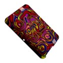 Abstract Shimmering Multicolor Swirly Amazon Kindle Fire (2012) Hardshell Case View5