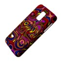 Abstract Shimmering Multicolor Swirly Galaxy S5 Mini View4