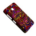 Abstract Shimmering Multicolor Swirly Nokia Lumia 630 View5