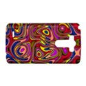 Abstract Shimmering Multicolor Swirly LG G3 Hardshell Case View1