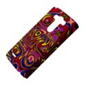 Abstract Shimmering Multicolor Swirly LG G3 Hardshell Case View4