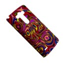 Abstract Shimmering Multicolor Swirly LG G3 Hardshell Case View5