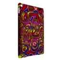 Abstract Shimmering Multicolor Swirly iPad Air 2 Hardshell Cases View2