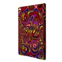 Abstract Shimmering Multicolor Swirly iPad Air 2 Hardshell Cases View3