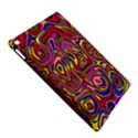 Abstract Shimmering Multicolor Swirly iPad Air 2 Hardshell Cases View5