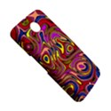 Abstract Shimmering Multicolor Swirly Nexus 6 Case (White) View5