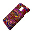 Abstract Shimmering Multicolor Swirly Galaxy Note Edge View4