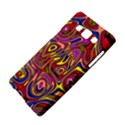 Abstract Shimmering Multicolor Swirly Samsung Galaxy A5 Hardshell Case  View4