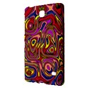 Abstract Shimmering Multicolor Swirly Samsung Galaxy Tab 4 (7 ) Hardshell Case  View2