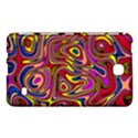 Abstract Shimmering Multicolor Swirly Samsung Galaxy Tab 4 (8 ) Hardshell Case  View1